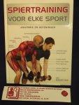 Manocchia, Pat - Spiertraining voor elke sport ; Anatomie en oefeningen