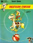 Morris / Goscinny - Lucky Luke nr. 05, Western Circus, softcover. zeer goede staat