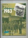 Veeken, A. e.a. - 75 Jaar Roomskatholieke Baroniesche Tuinbouwvereniging 1908 - 1983