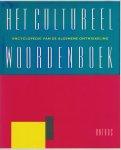 Prof.dr. G.A. Kohnstamm & dr. H.C. Cassee (redactie) - Het culturele woordenboek - Encyclopedie van de algemene ontwikkeling