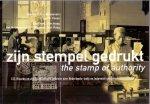 Boissevain C.F.C.G en Vosse L.B. (ds1282) - Zijn stempel gedrukt, the stamp of authority , C.D. Ricardo en zijn filatelistische collectie over Nederlands Indie en Indonesie 1942 -1949