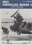 Lemaire, W.C. - Onze Koninklijke Marine 3