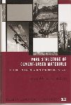 Aligizaki, Kalliopi K. - Pore Structure of Cement-Based Materials  --  testing, interpretation and requirements