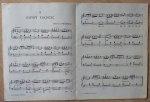 Whitehead, Percy A - DANCE RHYTHMS - FOR PIANO