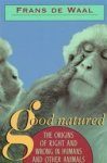 Frans De Waal - Good Natured - The Origins of Right & Wrong in Humans & Other Animals (Paper)