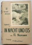 Nansen, Fridtjof. - Supplement zu In Nacht und Eis. Die norwegische Polarexpedition 1893-96 (1th edition)