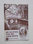 KRUIZINGA, J., - De keyser van de grachten. Ao boekje 1067.