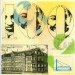 Gessel M. van en Overdijk G. ( eindredactie) (ds1223) - De Waalstroom  100 jaar ,1898 - 1998
