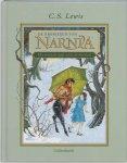 Lewis, C.S. met ill. van Pauline Baynes - De kronieken van Narnia: Het betoverde land achter de kleerkast