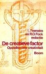 Feenstra, L. - De creatieve factor