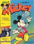 Disney, Walt - Mini Mickey, 24 blz. een speciale Mini-Mickey voor alle leden van de Donald Duck Club, gratis bij Donald Duck 15-1987