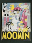 Jansson, Tove  Foreword by Margery Allingham. - Moomin 1