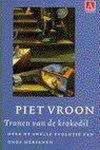 Vroon - Tranen Van De Krokodil