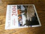 Bree, Han van (samenstelling en eindredactie) - Het aanzien van 2004, twaalf maanden wereldnieuws in beeld