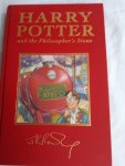 Rowling, J K - Harry Potter and the Philosopher's stone. Deluxe edition