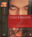 Larsson, Stieg Omslagfoto Ilona Wellmann  Vertaald  door Tineke Jorissen-Wedzinga - De vrouw die met vuur speelde