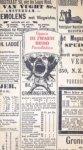 KELK, C.J. & FRID, G. - De zwarte bruid: Opera Parodistica in drie bedrijven