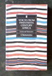 Chinweizu (selected by and introduced) - Voices from twentieth-century Africa. Griots and towncriers.