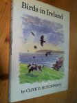Hutchinson, Clive D - Birds in Ireland