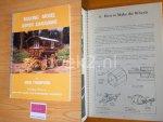 Thompson, John - Making Model Gypsy Caravans Including plans of bow top, ledge and showmans caravans