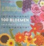 Lesley Stanfield, - 100 bloemen, om te haken en te breien
