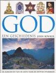Bowker, John - God - een geschiedenis / de zoektocht van de mens naar de eeuwige waarheid