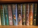 Cramp, S & CM Perrins eva - Handbook of the Birds of Europe, the Middle East and North Africa - The Birds of the Western Palearctic - 9 vols complete