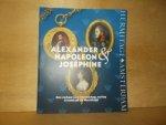 Bijl, Arnoud / Boele, Vincent ( eindredactie ) - Alexander, Napoleon & Joséphine een verhaal van vriendschap, oorlog en kunst uit de Hermitage