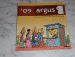 Leisink, R. - Argus '09, Nieuwsoverzicht in meer dan 200 cartoons