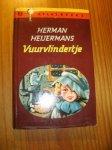 HEIJERMANS, HERMAN, - Vuurvlindertje.