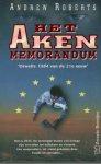 Roberts, Andrew - Het Aken-memorandum