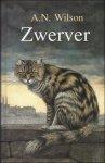 WILSON, A.N.; - ZWERVER, Pluimstaart, een trotse zwerfkat.