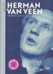 Veen, Herman van - Woorden Op Mijn Zang (Inclusief gratis CD), 31 pag. kleine hardcover uit de serie Prive Collectie, gave staat