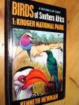Newman, Kenneth - Birds of Southern Africa. 1: Kruger National Park