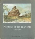 Collectif - Piranese et les Francais 1740-1790