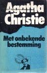 Christie, Agatha - Met onbekende bestemming