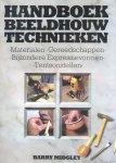Midgley, Barry - Handboek Beeldhouwtechnieken (Materialen-Gereedschappen-Bijzondere Expressievormen-Tentoonstellen)