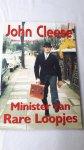 LANGTON, Robert Gore - John Cleese. Minister van Rare Loopjes