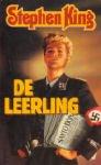 King, Stephen - Leerling, de (cjs) stephen king (nl-talig) 9020437410 VEEN uitgeverij. EERSTE DRUK Gelezen, maar netjes met rechte rug.