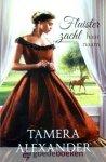 Alexander, Tamara - Fluister zacht haar naam *nieuw* --- Historische roman vol menselijk drama en romantiek