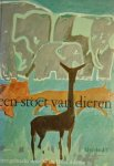 Adema, Wim Hora (red.) - Een stoet van dieren. Een boek met verhalen uit buitenlandse kinderboeken