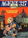 Lodewijk, Martin - Agent 327 nr. 15, Dossier Vijftien, De Golem van Antwerpen, softcover, goede staat