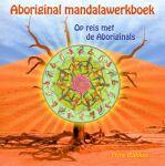 Bakker, Frits (ds 1218) - Aboriginal mandalawerkboek - Op reis met de Aboriginals.