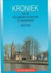 W.J. Tops - Kroniek van de Willibrordusparochie te Vroomshoop (1863 - 1990)