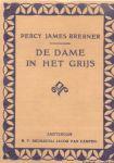 Brebner, Percy James (ds32A) - De dame in het grijs
