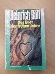 Bolt, Heinrich - Das Brot der fruhen Jahre