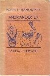 Franquinet, Robert - Andrianoer en Fatima's Heimwee