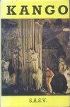 Leden Suid-Afrikaanse Speleologiese Vereniging) - Kango (die verhaal van Suid-Afrika se Kango-grotte)