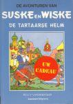 Vandersteen, Willy - Suske en Wiske, De Tartaarse Helm, kleine softcover, werd gratis verstrekt bij aankoop van een Suske en Wiske-album, zeer goede staat