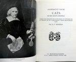 Minderaa, Prof. Dr. P. - Aandacht voor Cats (bij zijn 300-ste sterfdag - Studies naar aanleiding van de herdenking op 12 september 1960, op verzoek van het desbetreffende comité bijeengebracht door Prof. Dr. P. Minderaa)